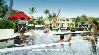 Monster TV Spot, 'Fun in the Water' Featuring Peter Miller - Thumbnail 7