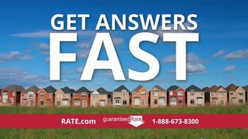 Guaranteed Rate TV Spot, 'Know What You Can Afford' - 865 commercial airings
