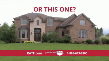Guaranteed Rate TV Spot, 'Know What You Can Afford' - Thumbnail 1