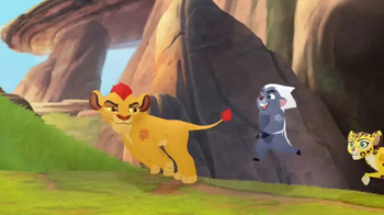 The Lion Guard: Life in the Pride Lands Home Entertainment TV Spot - Thumbnail 6