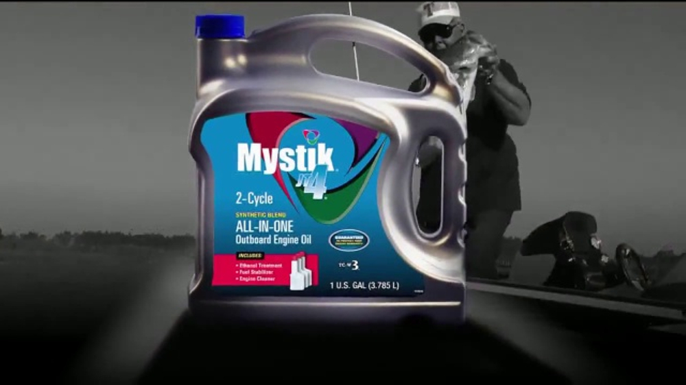 Mystik Lubricants Tv Commercial Top Performance Ispottv