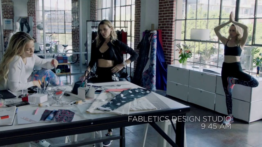 Fabletics.com Best Deal Ever TV Commercial, 'Dance Off' Song by C+C Music Factory