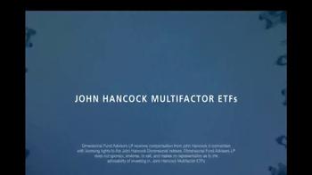 John Hancock TV Spot, 'Weaving' - Thumbnail 3