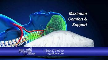 My Pillow TV Spot, 'Tremendously Better' - Thumbnail 5