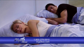 My Pillow TV Spot, 'Tremendously Better' - Thumbnail 7