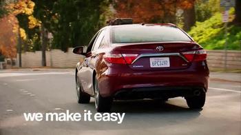 Toyota We Make It Easy Sales Event TV Spot, 'Awareness' [T2] - Thumbnail 9