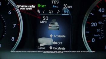 Toyota We Make It Easy Sales Event TV Spot, 'Awareness' [T2] - Thumbnail 5