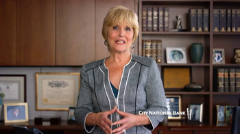 City National Bank TV Spot, 'Cozette Vergari' - Thumbnail 10