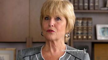City National Bank TV Spot, 'Cozette Vergari' - Thumbnail 7