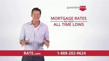 Guaranteed Rate TV Spot, 'Intuitive Loan Finder' Featuring Ty Pennington - 3269 commercial airings