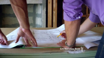 City National Bank TV Spot, 'Patterson Custom Homes' - Thumbnail 5