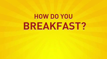 Hamilton Beach Breakfast Sandwich Maker TV Spot, 'Recipe eBook' - Thumbnail 1