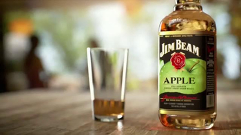 Jim Beam Apple TV Spot, 'Crisp and Refreshing' Featuring Mila Kunis