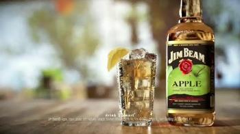 Jim Beam Apple TV Spot, 'Crisp and Refreshing' Featuring Mila Kunis - Thumbnail 6