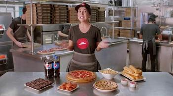 Pizza Hut $5 Flavor Menu TV Spot, 'Dile sí' [Spanish] - Thumbnail 1