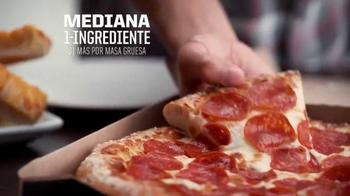 Pizza Hut $5 Flavor Menu TV Spot, 'Dile sí' [Spanish] - Thumbnail 3