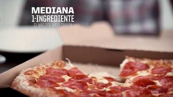 Pizza Hut $5 Flavor Menu TV Spot, 'Dile sí' [Spanish] - Thumbnail 4