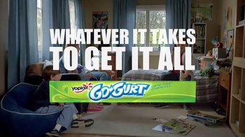 GoGurt TV Spot, 'Whatever It Takes: Conference Call' - Thumbnail 10