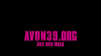 Avon 39 TV Spot, 'The Walk to End Breast Cancer' - Thumbnail 8
