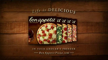 Bon Appetit Pizza TV Spot, 'Delight' - Thumbnail 7