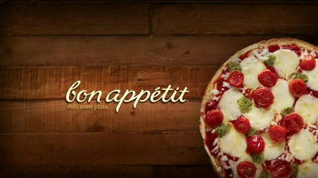 Bon Appetit Pizza TV Spot, 'Delight'