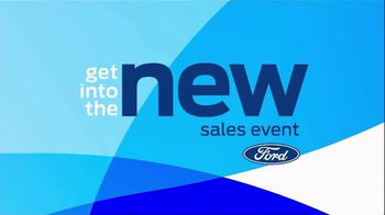 Ford Get Into the New Sales Event TV Spot, 'Upgrade' Song by John Newman - Thumbnail 1
