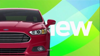 Ford Get Into the New Sales Event TV Spot, 'Upgrade' Song by John Newman - Thumbnail 2