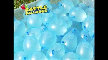 Battle Balloons TV Spot, 'Backyard Battle' - 70 commercial airings