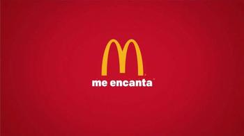 McDonald's McPick 2 TV Spot, 'Queso derretido' [Spanish] - Thumbnail 8