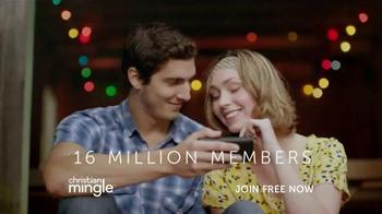 ChristianMingle.com TV Spot, 'The All-New ChristianMingle.com' - Thumbnail 4