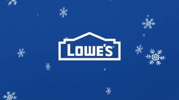 Lowe's Winter Savings Event TV Spot, 'Customer Credit Card' - Thumbnail 8