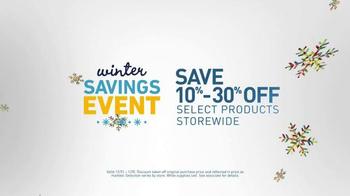 Lowe's Winter Savings Event TV Spot, 'Customer Credit Card' - Thumbnail 5