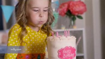 Zulily TV Spot, 'Dear Mom, Thanks' - Thumbnail 3