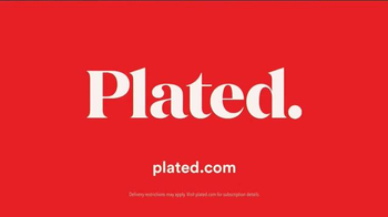 Plated TV Spot, 'From Box to Table' - Thumbnail 8