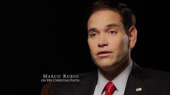 Marco Rubio for President TV Spot, 'Faith'