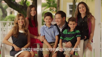 Marco Rubio for President TV Spot, 'Faith' - Thumbnail 6