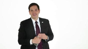Marco Rubio for President TV Spot, 'Football' - Thumbnail 10