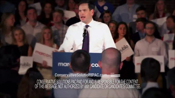 Conservative Solutions PAC TV Spot, 'Train Wreck' Ft. Marco Rubio - Thumbnail 9