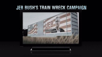 Conservative Solutions PAC TV Spot, 'Train Wreck' Ft. Marco Rubio - Thumbnail 2