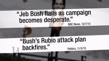 Conservative Solutions PAC TV Spot, 'Train Wreck' Ft. Marco Rubio - Thumbnail 3