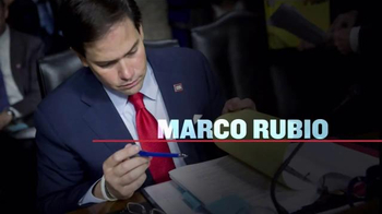 Conservative Solutions PAC TV Spot, 'Train Wreck' Ft. Marco Rubio - Thumbnail 4