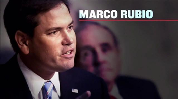 Conservative Solutions PAC TV Spot, 'Train Wreck' Ft. Marco Rubio - 33 commercial airings