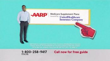 AARP Medicare Supplement Plans, Inc. TV Spot, 'More Coverage' - Thumbnail 4