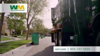 Waste Management TV Spot, 'Motion Sickness' - Thumbnail 4
