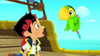 Captain Jake & the Neverland Pirates: The Great Never Sea Conquest TV Spot - Thumbnail 3