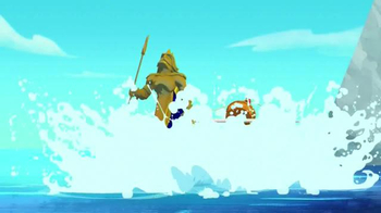 Captain Jake & the Neverland Pirates: The Great Never Sea Conquest TV Spot - Thumbnail 4