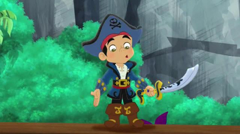 Captain Jake & the Neverland Pirates: The Great Never Sea Conquest TV Spot - Thumbnail 5
