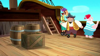 Captain Jake & the Neverland Pirates: The Great Never Sea Conquest TV Spot - Thumbnail 6