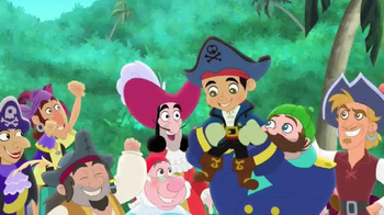 Captain Jake & the Neverland Pirates: The Great Never Sea Conquest TV Spot - Thumbnail 8