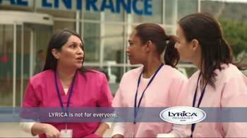 Lyrica TV Spot, 'The First' - Thumbnail 5